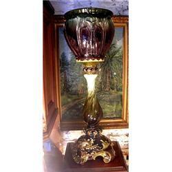 Flower Vase Tower JBD Majolica #2394655