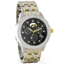 Iowa Hawkeyes Game Time Legend Diamond Bezel #2394817