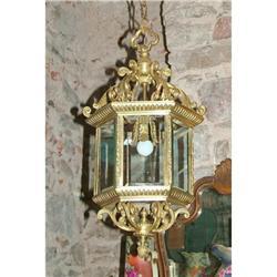 Quality Bronze French Lantern  #2394929