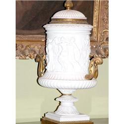 Sevres biscuit vase  1778 by Clodion #2395020