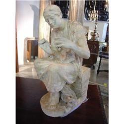 Signed Austrian Statue-Roman #2395143