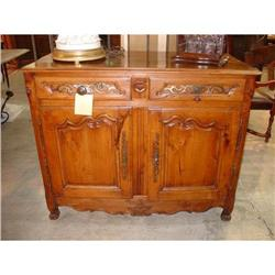 French Fruitwood Buffet from the Early 1800's #2395152