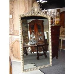 French Louis XIII Style Mirror #2395157