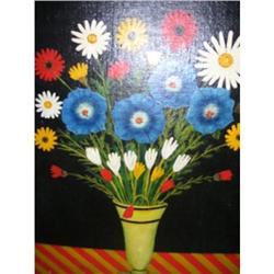 Vase with Flowers #2395189