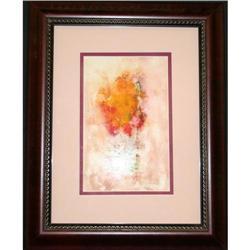 Bouquet by Harold Cohn floral watercolor #2365516