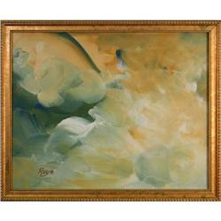 "Modern Abstract Painting ""Abstract II"" Cornwell#2365517"