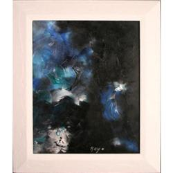 Modern Abstract V Original Painting Cornwell #2365518