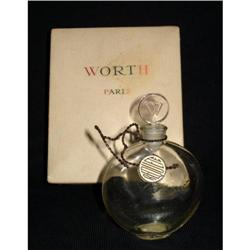 "RENE LALIQUE ""REQUETE"" PERFUME BOTTLE FOR #2365536"