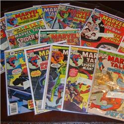 Marvel Comics- - Marvel Tales Starring #2375543