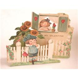 Grace Drayton Antique Valentine cute -kids #2375567