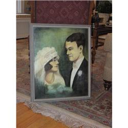 Wedding Oil Painting #2375585