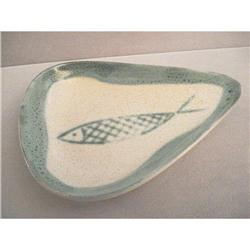 GANTS Ceramic Associates Stoneware Dish #2375593