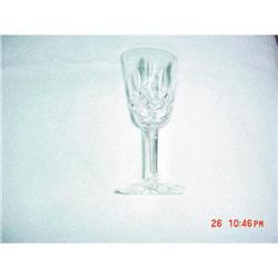Glass, cordial, Waterford Lismore #2375601