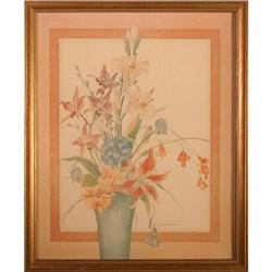 """""""Spring Arrangement"""" by Gloria Eriksen - print #2375622"""