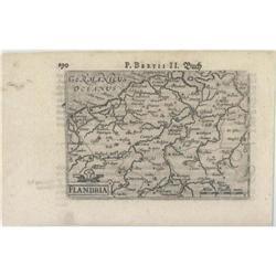 Flandria by Bertius #2375630