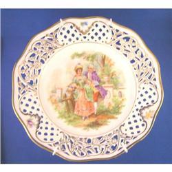 Beautiful German Decorative Plate #2375673