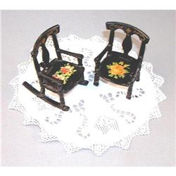 Renwal Chair and Rocker #2375675