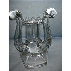 glass harp sculpture! #2375681