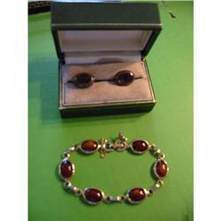 Sarah Cove  set of bracelet and cufflink!  #2375683