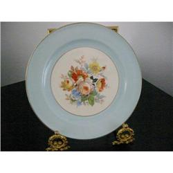 Edwin M. Knowles Cabinet plate mkd! #2375689