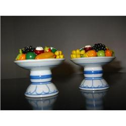 Candle Holders with decorative fruits! #2375701