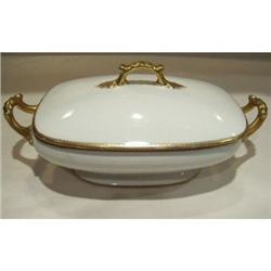 Vignaud Limoges Serving Dish For Wanamaker's #2375726