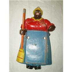 kitchen note holder black  Aunt Jemima #2375751