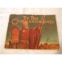 The Ten Commandments 1956 movie mem #2375754