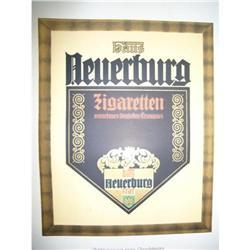 Original 1926 Lithographic Print -Neuerburg #2375762