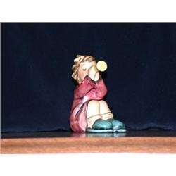 "2 1/2"" Hummel  ""Girl with Trumpet"" Figurine #2375822"
