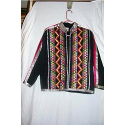 Vintage Mexican Designer Girasol Jacket #2375844