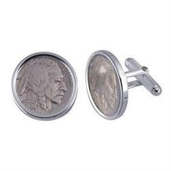 Vintage Buffalo Nickel Cuff links #2375861