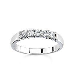 25ct Diamond Wedding Band #2375867