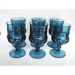 Kings Crown Indiana Tumbler Set Blue #2375885