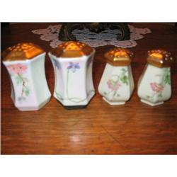HAND PAINTED C S PRUSSIA SALT AND PEPPER #2375925