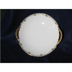 LIMOGES CAKE PLATE #2375931