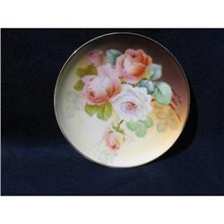 VICTORIAN ROSE PLATE  #2375943