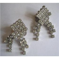 Dazzling Rhinestone Shoe Clips by Musi #2376017