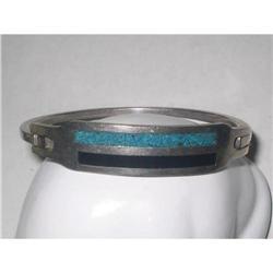 Alpaca Mexico Silver Bangle Bracelet with #2376085
