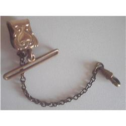 Victorian Gold Filled Watch Fob Chain #2376092