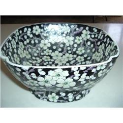 Japanese Porcelain Ware Footed Bowl #2376146