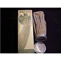 Vintage Walker Ice Bag in Box #2376156