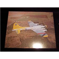 Set 3 Postcards 8x10 Boeing B-17G Flying #2376158