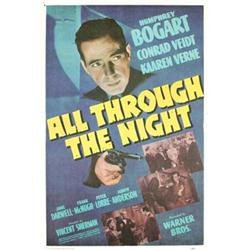 Unknown  All Through the Night Lithograph #2376225