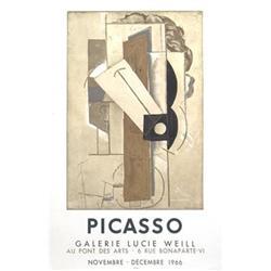 Picasso Pablo Papiers Colles-Galerie Lucie#2376235