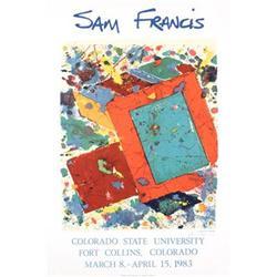 Francis   CSU, 1983 #2376252