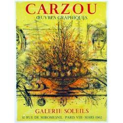 Carzou   Bowl Of Fruit #2376254