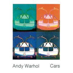 Andy Warhol Mercedes Benz C111, 1970 #2376262