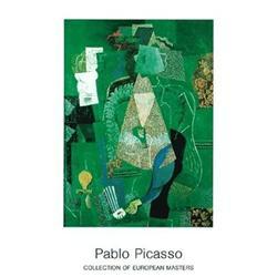 Pablo Picasso Portrait de jeune fille 1914 #2376266
