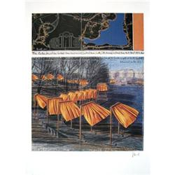 Javacheff Christo Project for the Gates VIII #2376284